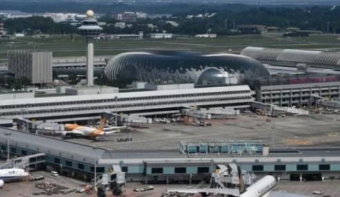 Penerbangan Di Changi Terganggu Lagi Akibat Dron Haram