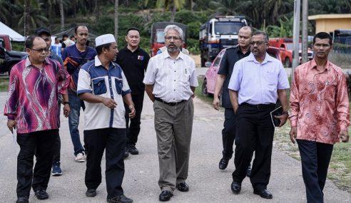 Waytha Masuk Hospital Selepas Balik Kampung Orang Asli