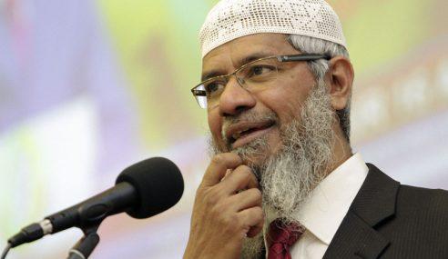Zakir Naik Tiada Dalam Senarai Orang Dikehendaki, Pengganas