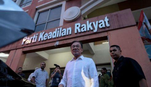 Video Lucah: Anwar Tak Setuju Kenyataan SU Politiknya