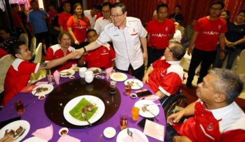 Guan Eng Menteri Tidak Bertanggungjawab