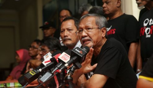 Otai Reformis Curiga Dengan Mahathir