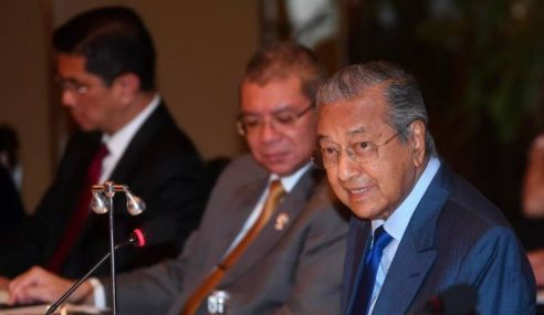 Mahathir Mahu Selesai Isu Hutang Sebelum Lepas Jawatan
