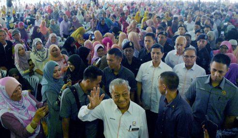 Cantum Tanah Felda Jadi Ladang Besar, Jana Hasil Lebih Lumayan – PM