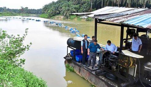 Cemar Bekalan Air Boleh Dihukum Mati