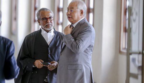 Najib Tidak Dibenar Akses Penyata Banknya – Peguam