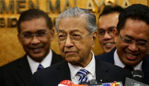Mahathir Terkejut Pelantikan Transgender Rania Zara