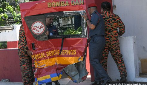 Tak Mustahil Adib Diserang Sambil EMRS Mengundur