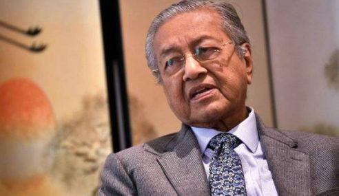 Tinjauan: 75% Tidak Mahu Mahathir Kekal PM
