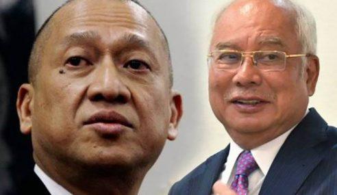 """Nazri, Dengar Sini Baik-Baik"" – Najib"