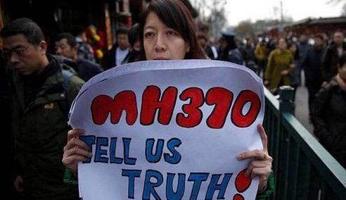 'Seseorang' Kawal Pesawat MH370 Hingga Akhir Penerbangan