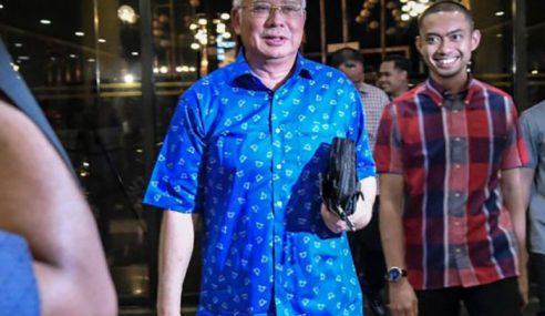 Tiada Masalah Najib Dilantik Pengerusi Lembaga Penasihat BN