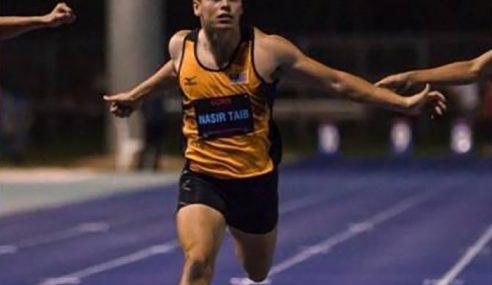 Russel, Aqil Dilarang Bertanding Acara 200m Di Universiade