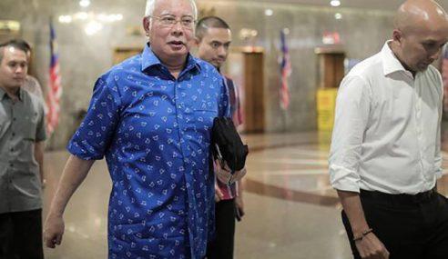 Najib Dilantik Pengerusi Lembaga Penasihat BN