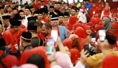 """""""Dengan Izin Allah, PRU-15 Milik Kita"""" – Najib"""