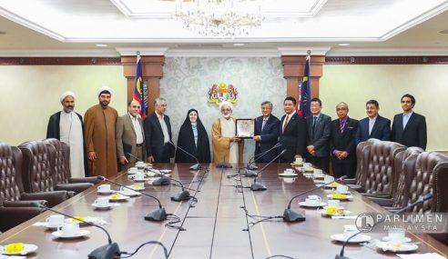 Mujahid Tepis Dakwaan Syiah Disebar Di Parlimen