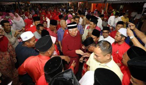 Dulu Ada Kuasa Semuanya 'Ok' Bos, Kata Najib