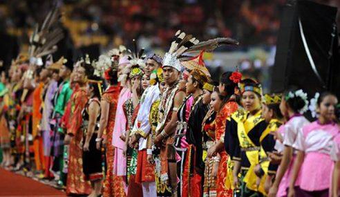 Kahwin Campur Lahir Generasi Hibrid Di Sarawak