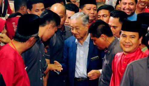 Mahathir Pelawa Semua Parti Melayu Sertai BERSATU