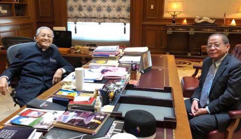 DAP Hanya Mahu Jawatan Peguam Negara, Menteri Kewangan