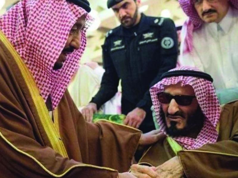 Abang Raja Arab Saudi Meninggal Dunia