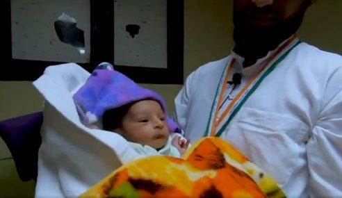 Ahmed Madinah Bayi Pertama Musim Haji 1440H