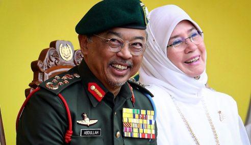 Al-Sultan Abdullah Sering Bertanya Khabar Rakan – Tengku Zafrul