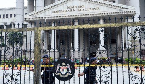 Ancaman Bom Palsu Di Mahkamah Jalan Duta
