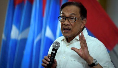 Lebih 2/3 Ketua Bahagian PKR Seluruh Negara Sokong Anwar