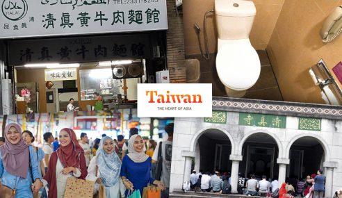 Taiwan Menepati Aspek-Aspek Penting Untuk Pelancong Muslim