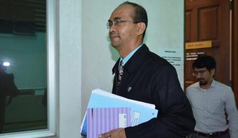 Bapa Adib Failkan Prosiding Komital Heret Peguam Negara