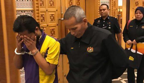 Bapa Keji Cabul, Rogol Anak Dipenjara 45 Tahun