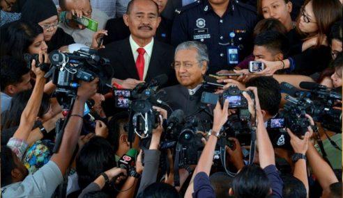 Laporan RCI Forex 'Cacat',  Tak Perlu Tindakan Lanjut – Peguam Mahathir