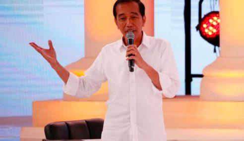 Warga Jakarta Saman Presiden Jokowi