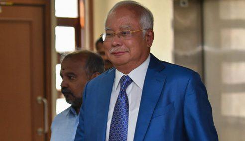 SPRM Tak Boleh Halang Najib Dapatkan Penyata Akaun Bank