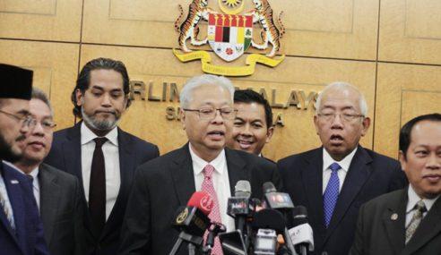 Parlimen: Desak Usul Bawa Guan Eng Ke Jawatankuasa Dibincang