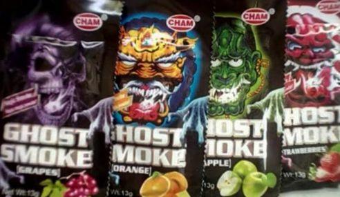 KKM Mula Siasatan Penjualan Gula-Gula 'Ghost Smoke'