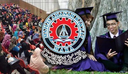 Mara Nafi Kurang Peruntukan Biaya Pelajar Ke Luar Negara