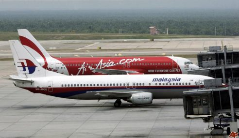 AirAsia Bukan Pilihan Terbaik Selamatkan Malaysia Airlines