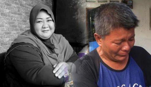 Suami Nafi Kematian Isteri Punca Pencemaran Pasir Gudang