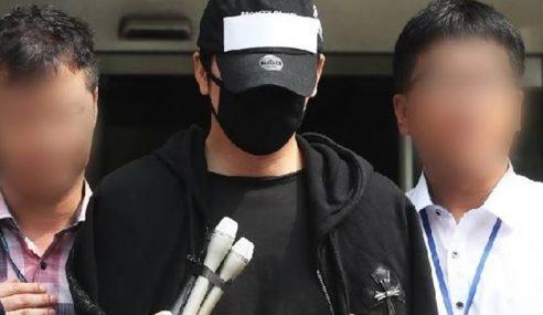 Pelakon Popular Korea Ditahan