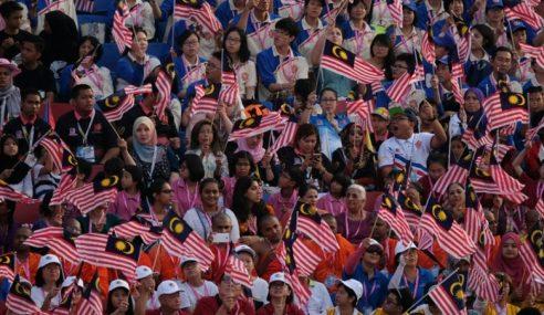 Penduduk Malaysia Dianggarkan 32.6 Juta