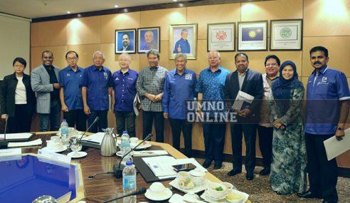 Langkah Tepat Lantik Najib Pengerusi Lembaga Penasihat BN