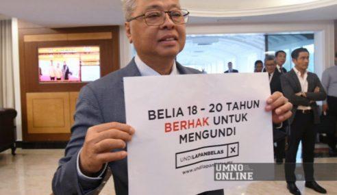 Daftar Juga 3.6 Juta Bakal Pemilih
