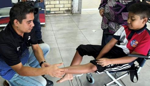 Keluarga Kesal Tiada Tindakan Serius Rawat Irfan Wafiy