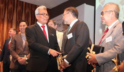 Potensi Pelaburan Nadir Bumi Malaysia RM100 Bilion