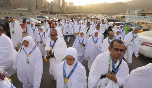 Seramai 9,363 Jemaah Haji Di Makkah, Madinah Sehingga Sabtu