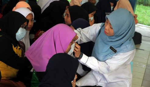 Gangguan Kesihatan Berlaku Lagi Di 4 Sekolah Pasir Gudang