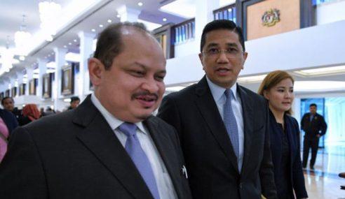 Azmin Minta Shamsul Iskandar Jangan Jadi Munafik