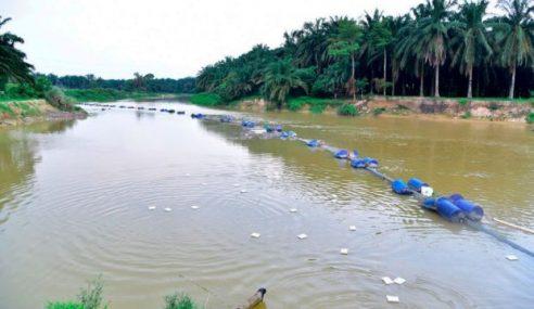 SOSMA: KPN Mahu Heret Pelaku Sabotaj Sungai Selangor